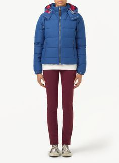 i like. puffer jacket