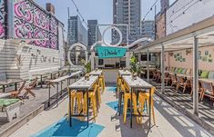 16 Little Known Spots That Will Show You A Side Of Toronto You've Never Seen Before - Narcity Ontario Travel, Toronto Travel, Rooftop Lounge, Rooftop Patio, Toronto Life, Downtown Toronto, Toronto Nightlife, The Places Youll Go, Places To Visit