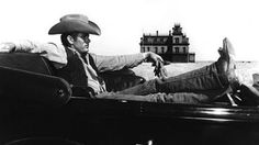James Dean – Giant (1956)