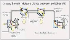 3 way switch diagram multiple lights between switches wiring a light switch to multiple lights and plug asfbconference2016