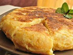 Omelette aux pommes de terre espagnole (Tortilla de patatas) | Planet.fr Femmes