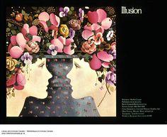 Illusion by Heather Cooper Medium Art, Illustrations Posters, Illusions, Image Search, Illustration Art, Canada, Symbols, Culture, Artist