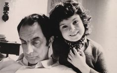For the daughter of the popular Italian author, every day is Father's Day
