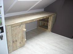 1000 images about slaapkamer on pinterest bureaus wands and met - Idee van zolderruimte ...