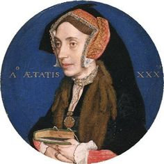 Margaret Roper, by Hans Holbein the Younger