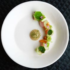 Art of Plating Michelin Star Food, Dinner Party Recipes, Blood Orange, Food Presentation, Food Plating, Food Styling, Food Art, Food Photography, Food And Drink