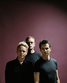 Фото Depeche Mode — www.modenation.com.ar