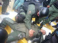 OJO POR OJO Murió guardia atacado a tiros en Maracay