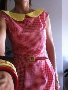Sue's dress