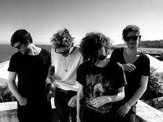 //The 1975// Matty Healy  George Daniel Adam Hann  Ross MacDonald