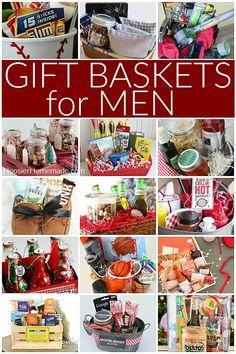 Family Gift Baskets, Creative Gift Baskets, Gift Baskets For Him, Holiday Gift Baskets, Themed Gift Baskets, Birthday Gift Baskets, Raffle Baskets, Christmas Baskets, Raffle Gift Basket Ideas