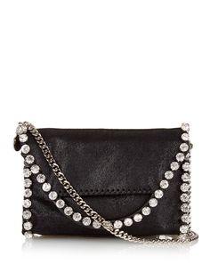 Falabella tiny embellished clutch by Stella McCartney  a4f71a13b4258