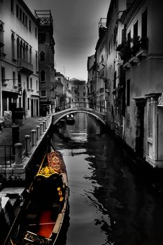 Venice, Italy...always wanted to go here