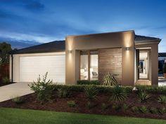 s three | Home Designs | Eight Homes | Facade