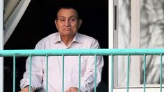 EGYPT'S FORMER PRESIDENT HOSNI MUBARAK RELEASED FROM DETENTION, SIX YEARS AFTER OVERTHROW