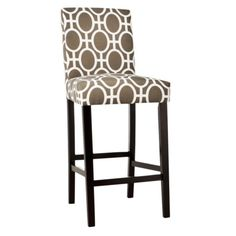 "$87.99 Target Extra ""back up"" barstools for addtl seating at counter-  Uptown Parson Barstool - Trellis"