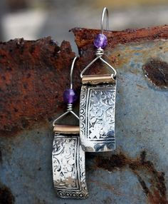 ❥ beautiful earrings by Melinda Orr!!