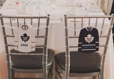 An Eclectic Toronto Wedding With A Stanley Cup Wedding Cake