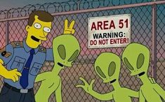 alien, area and the simpsons image Cartoon Icons, Cartoon Memes, Funny Memes, Cartoons, Funny Quotes, Les Aliens, Alien Aesthetic, Aesthetic Art, Cartoon Profile Pictures