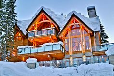. Whistler, Estate Homes, Real Estate, Cabin, House Styles, Gallery, Image, Home Decor, Real Estates