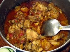 Gorkhali chicken curry of Nepal Chicken Specials, Indian Food Recipes, Ethnic Recipes, Cooking Recipes, Healthy Recipes, Exotic Food, Asian Cooking, Indian Dishes, Fabulous Foods