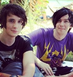 I'm a Phan of Dan and Phil... But I DON'T ship them.