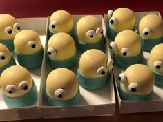 Geburtstagskuchen Party Snacks, Minions, Birthday Cakes, Appetizers For Party, The Minions, Minions Love, Minion Stuff