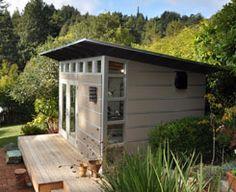 Pottery Studio Studio Shed Lifestyle Line - moderne - Garage et Abri de Jardin - Other Metro - Studio Shed