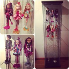 ever after high ~ my collection