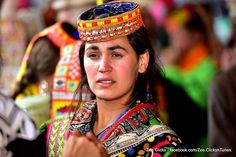 #ZeeClicks #Pakistan #northernareas #beauty #eyes #Chilamjust #chitral #festival #celebration #celebrations #traditional #colors #designer #dresses #kalasha #kalash #kalashvalley