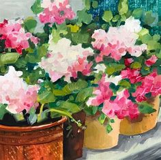"""Daily Paintworks - """"Big Picture"""" - Original Fine Art for Sale - © Libby Anderson"""