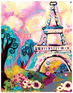 Projet tour Eiffel (article en construction) Acte 1 : Natasha Wescoat