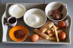 ORGASMIQUE : un TIRAMISU au NUTELLA - Diaporama 750 grammes
