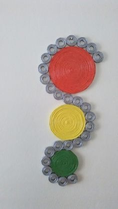 Paper Quilling Patterns, 3d Quilling, Recycled Magazines, Recycled Art, Paper Bead Jewelry, Paper Beads, Diy Home Crafts, Arts And Crafts, Paper Bag Crafts