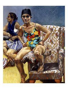 Paula Rego, Recreation, 1996
