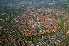 Luftbild Münster