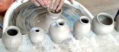 Custom made ceramics - dog bowls, dog food bins, water containers