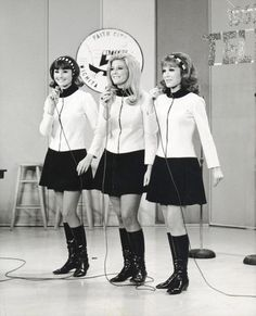 Lori Saunders, Meredith MacRae & Linda Kaye Henning - The Girls Of 'Petticoat Junction'
