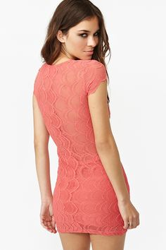 Corinne Lace Dress by nastygal.com      i shop from them sooooo much they named a dress after me lol