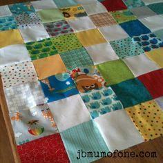 Beginners Quilting Series - If I can you can! This is a great and very detailed tutorial. Extremely helpful for any beginner.