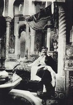 Pierre Loti in his Orientalist house, Rochefort Sufi Meditation, Pierre Loti, Oriental, All Souls, Victorian Steampunk, Past Life, Primates, Photos, Pictures