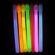 Glow ışıklı çubuklar olazsa olmaz
