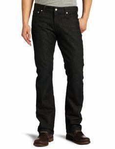 Amazon.com: Levi's Men's 527 Slim Boot Cut Jean: Clothing.  Color: Fume Size: 30W / 30L
