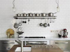 Casa tem ar industrial, vintage e romântico (Foto: Chris Tubbs/Divulgação)
