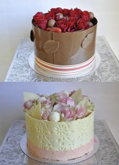 TheFoodClass: Celebration cakes to order in Stellenbosch