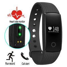 ID107 Smart Bluetooth Bracelet Heart Rate Monitoring Call Reminders To Remind Life Waterproof Fashion Sports Bracelet JX-003