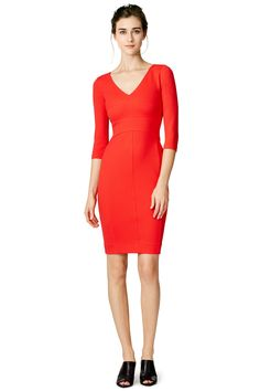 Rent Angela Sheath by Narciso Rodriguez for $200 only at Rent the Runway.