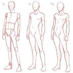 Мои закладки tutorials drawing drawings, body drawing tutorial и guy drawin Body Reference Drawing, Drawing Body Poses, Art Reference Poses, Anatomy Reference, Drawing Base, Guy Drawing, Drawing People, Drawing Tips, Male Figure Drawing