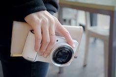Samsung GALAXY Camera Technology Design, Cool Technology, Samsung Camera, Samsung Galaxy, Cameras, Accessories, Bucket, America, Phone