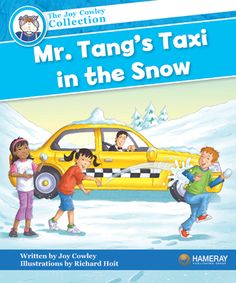 $5.95 Mr. Tang's Taxi in the Snow - Part of the Blue Series: Mr. Tang's taxi can go up high mountains and through walls of snow!